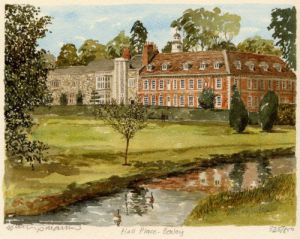 Bexley - Hall Place by Philip Martin