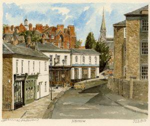 Harrow (2) by Philip Martin