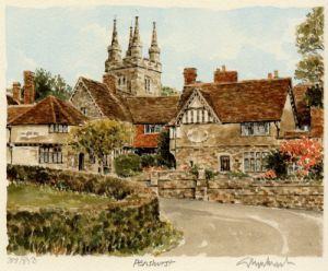 Penshurst by Glyn Martin