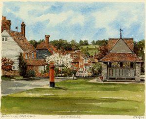 Sedlescombe by Philip Martin