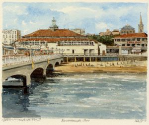 Bournemouth - Pier by Philip Martin