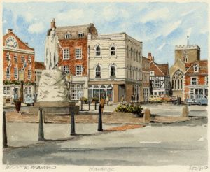 Wantage by Philip Martin