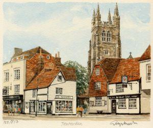 Tenterden - Church by Glyn Martin