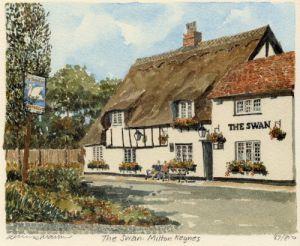 Milton Keynes by Philip Martin