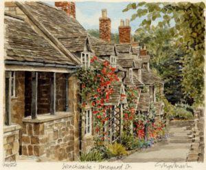 Winchcombe - Vineyard Street by Glyn Martin