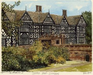 Liverpool - Speke Hall by Philip Martin