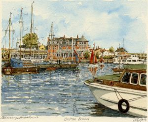 Oulton Broad by Philip Martin