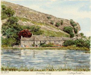 Kilnsey Crag by Glyn Martin