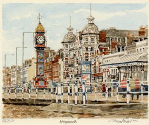 Weymouth - Clock Tower by Glyn Martin