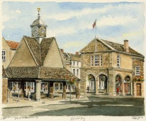 Witney by Philip Martin