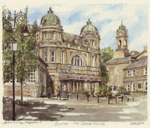 Buxton - Opera House by Philip Martin
