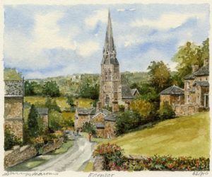 Edensor by Philip Martin