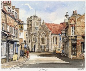 Uxbridge by Philip Martin