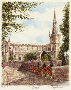 Frome - Church by Glyn Martin