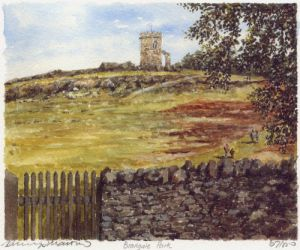 Leicester - Bradgate Park by Philip Martin
