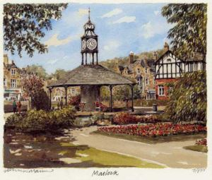Matlock by Philip Martin