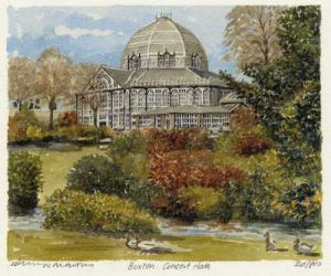 Buxton - Concert Hall by Philip Martin