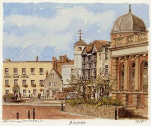 Bicester by Philip Martin
