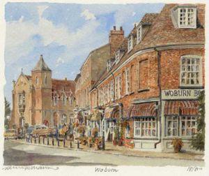 Woburn by Philip Martin