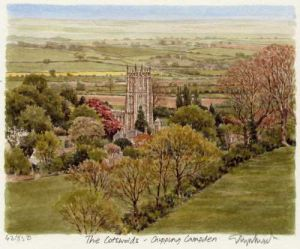 Cotswolds - Chipping Campden by Glyn Martin