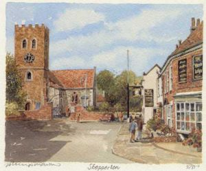Shepperton by Philip Martin