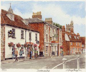 Sevenoaks by Glyn Martin