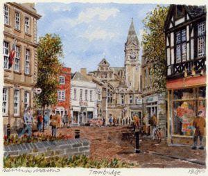 Trowbridge by Philip Martin