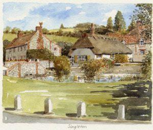 Singleton by Philip Martin