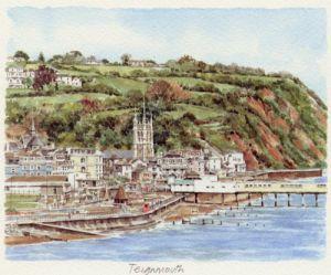 Teignmouth by Glyn Martin