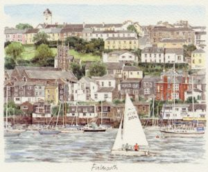 Falmouth by Glyn Martin