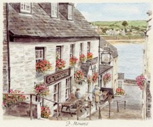 St.Mawes by Glyn Martin