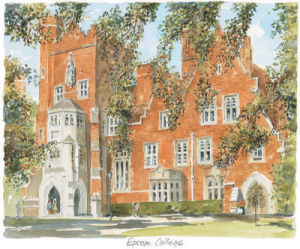 Epsom College by Philip Martin