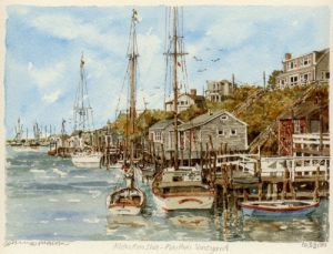 Martha's Vineyard by Philip Martin