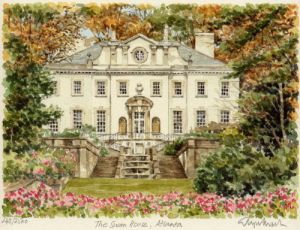 Atlanta - Swan House by Glyn Martin