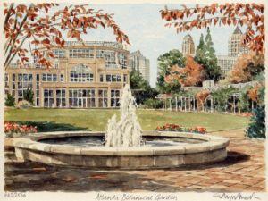 Atlanta - Botanical Garden by Glyn Martin