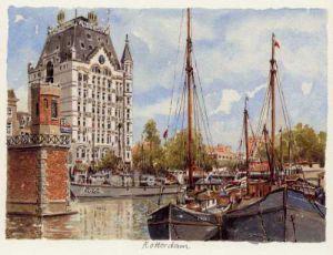Rotterdam by Philip Martin