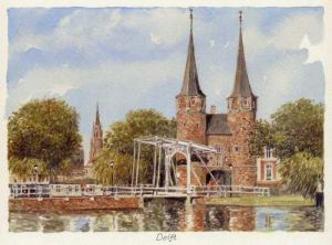 Delft by Philip Martin