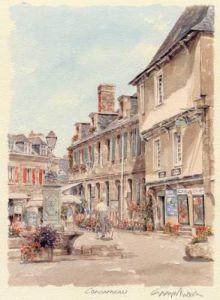 Concarneau by Glyn Martin