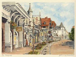 Le Touquet by Philip Martin