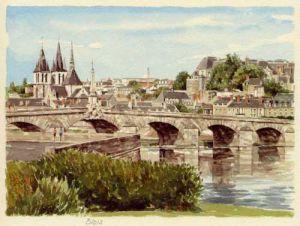 Blois by Glyn Martin