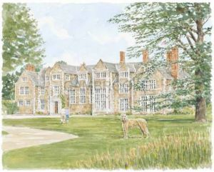Loseley Park by Glyn Martin