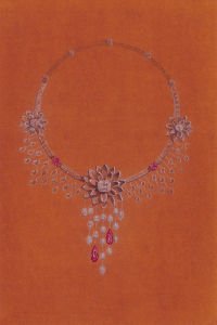 Jewellery Designs X by Anonymous