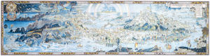 An Anciente Mappe of Fairyland by Anonymous