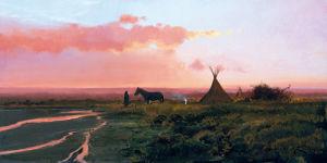 At Dusk by Nicholas Coleman