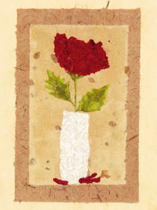 Spring Stems V by Nadja Naila Ugo