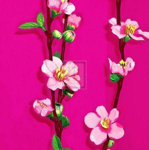 Plum Blossom VI by Kate Knight