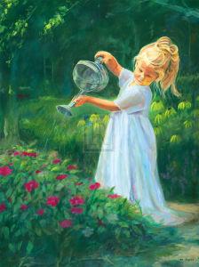 Little Gardener by Melinda Byers
