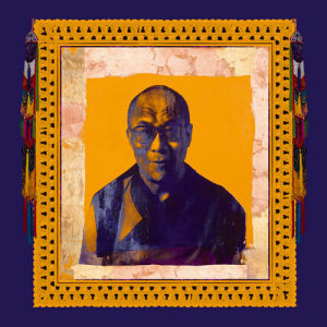 His Holiness - Dalai Lama I by Hedy Klineman