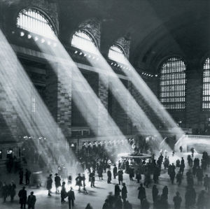 Grand Central Station, Morning by Anonymous