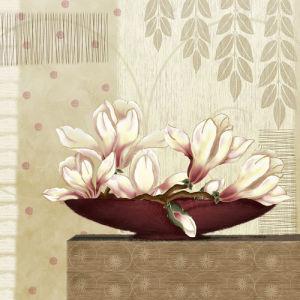 Gradiflora II by Linda Wood